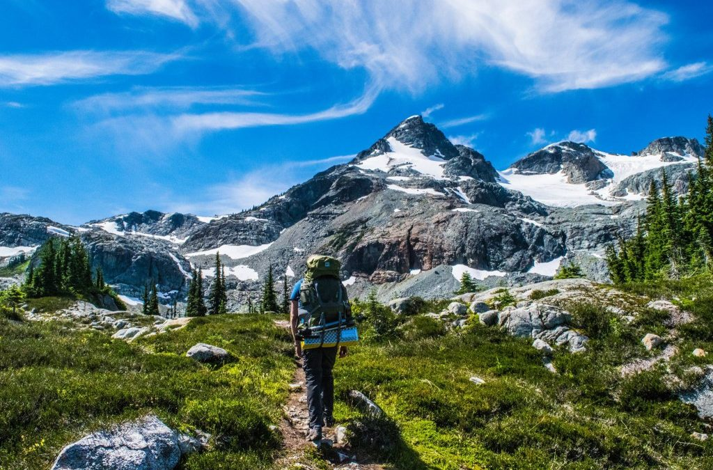Mentoring Program – Train Glacier Traverse