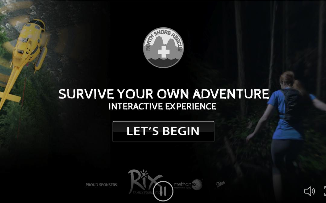 Survive Your Own Adventure